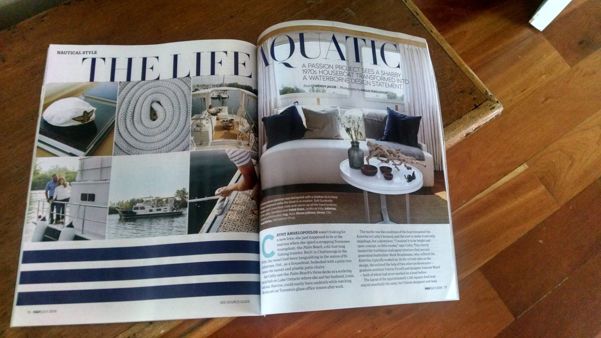 Klacko Magazine Article