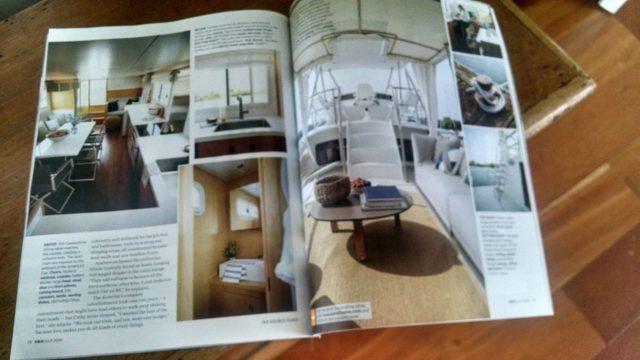 Klacko houseboat