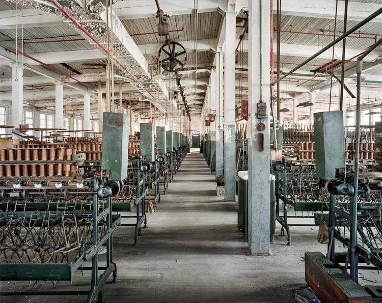 Klotz Silk Mill, Lonaconing, Maryland
