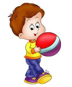 Игры с мячом для детей старшей группы
