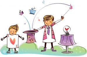 Фокусы на День рождения для детей в домашних условиях