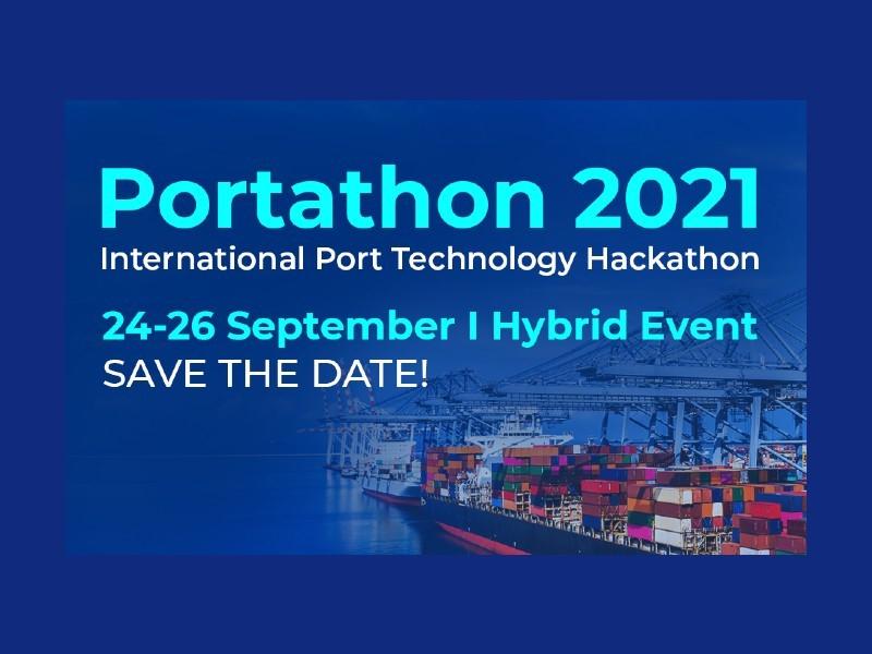 Port Technology Hackathon Portathon 2021