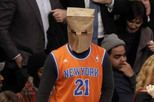 Niujorko Knicks fanai