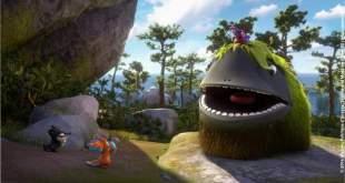 """Animacinis filmas """"Oi, laivas dingo"""""""