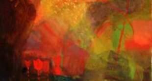 "GIEDROS PURLYTĖS tapybos paroda ""MADEINLITHUANIA #"""