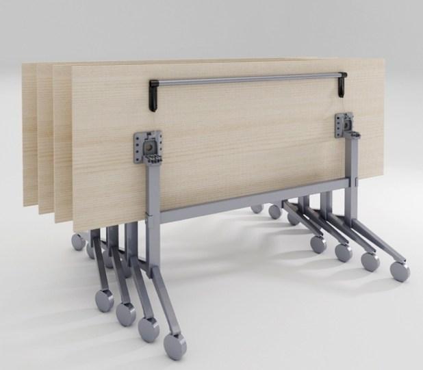 sulankstomas posedžiu stalas