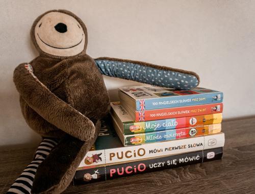 książeczki dla małego dziecka