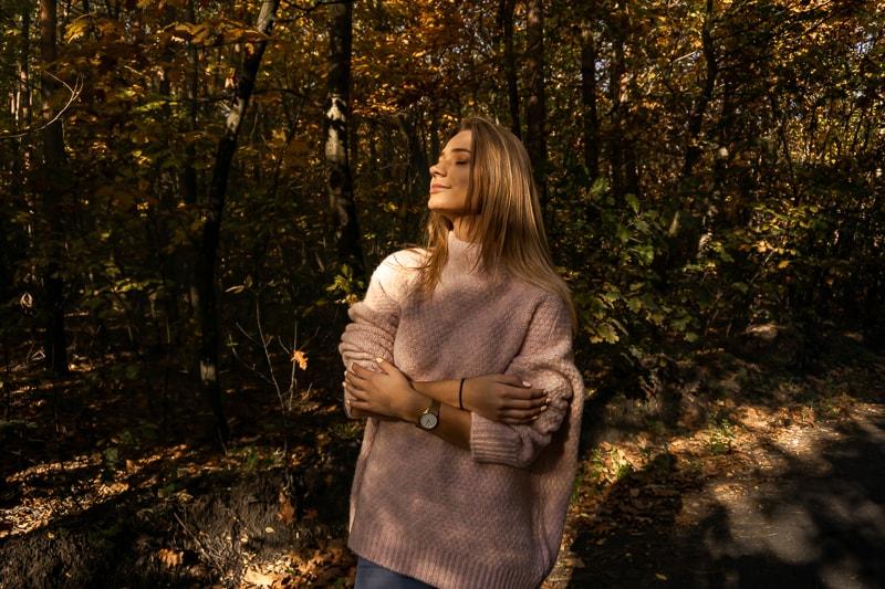jesienna sesja zdjęciowa