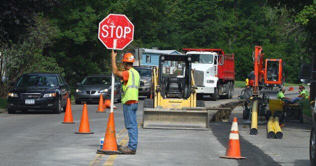 City of Klamath Falls Utility Work