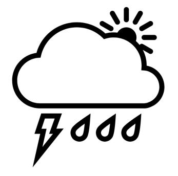 rainthunderstorm