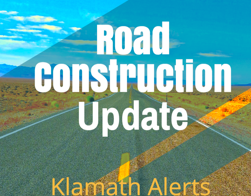 Road Construction Update 7-8-18