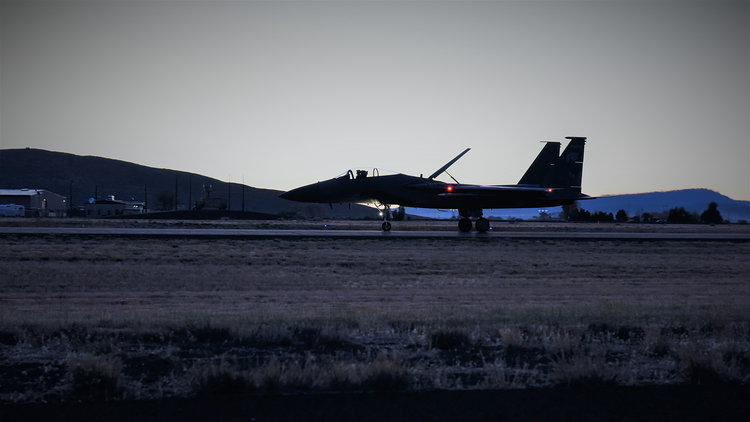 173RD FW TO CONDUCT NIGHT FLYING OPERATIONS FOR ONE WEEK