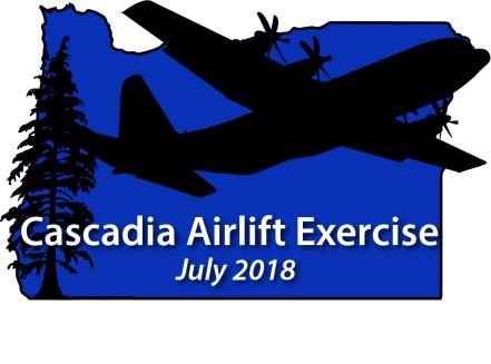 Cascadia Airlift Logo