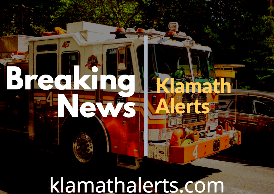 Residential Fire Claims Life Of Klamath Falls Woman Early This Morning. Firefighter Injured