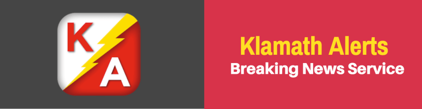 Klamath Alerts Breaking News