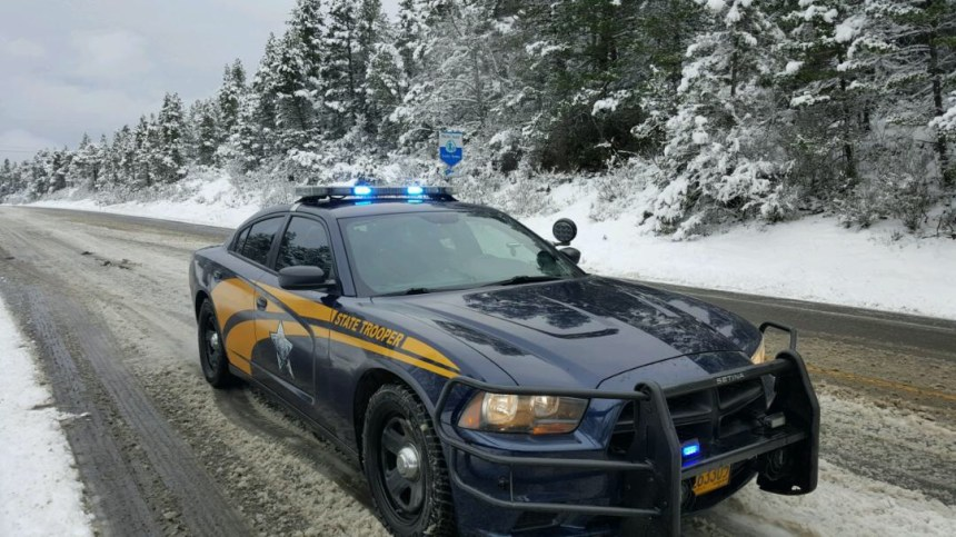 Oregon State Police Offers Winter Driving Tips - Klamath Alerts