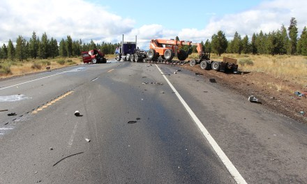 Two Vehicle Fatal MVA Highway 97 Near Highway 31