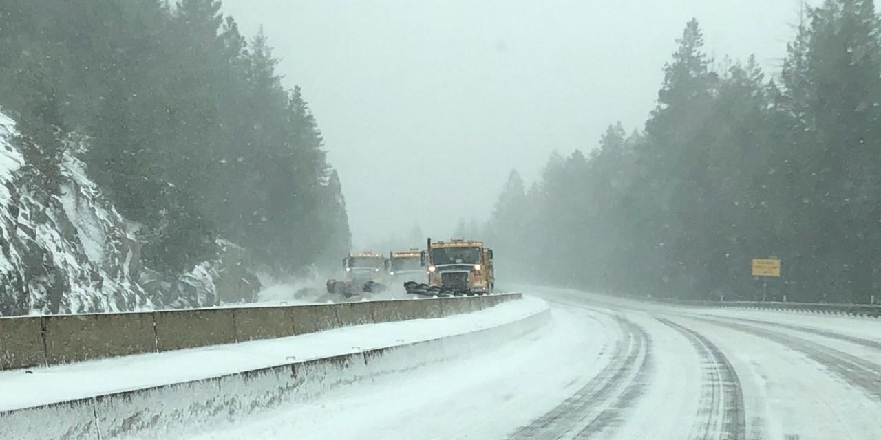 ODOT: Travel Not Advised In SW Oregon