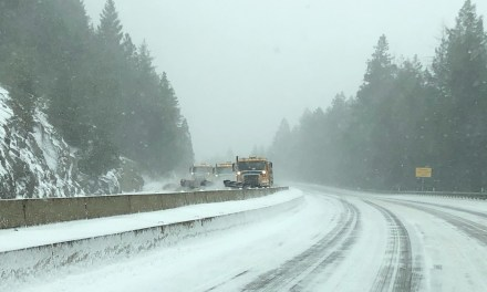 ODOT: Travel Not Advised In SW Oregon