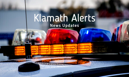 Man Arrested for Arson in recent Klamath Falls Fires