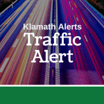 Traffic Alert: Highway 97 closed in both directions near Chemult