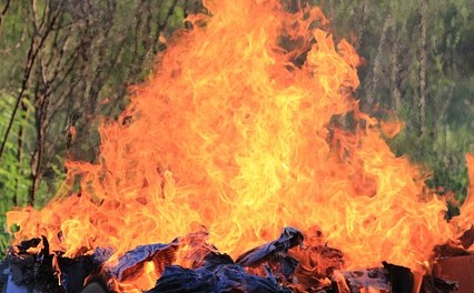Be Fire Aware: Fire Restrictions in Effect on Bureau of Land Management Public Lands in Medford District