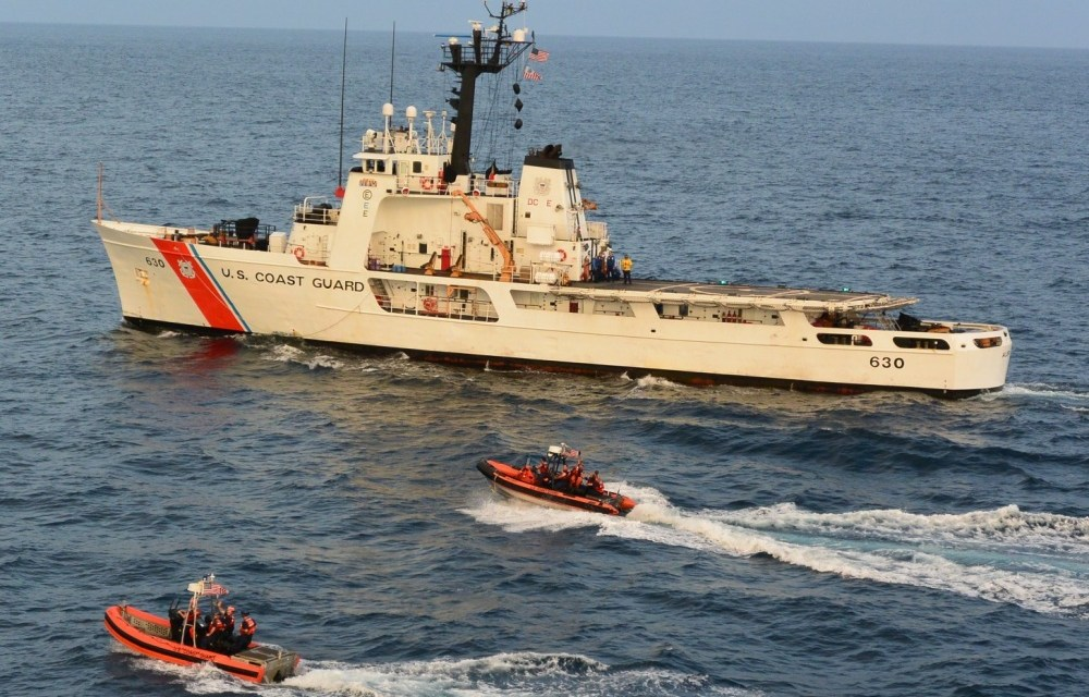 Suspect apprehended in historic Coast Guard drug bust off Oregon coast sentenced to prison