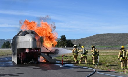 Kingsley Firefighters practice skills they hope they never need