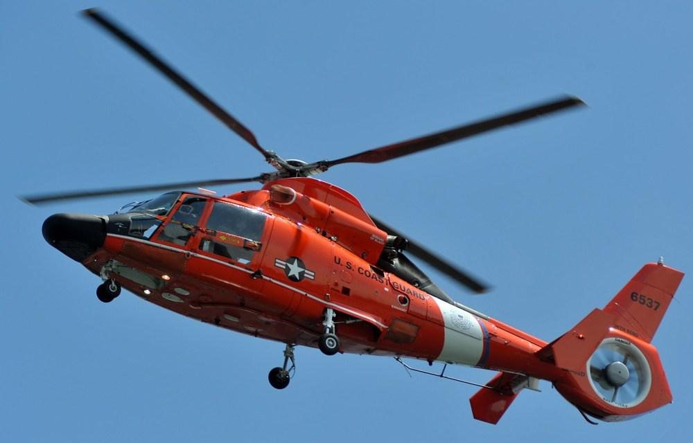 Coast Guard suspends search for fallen Oregon hiker