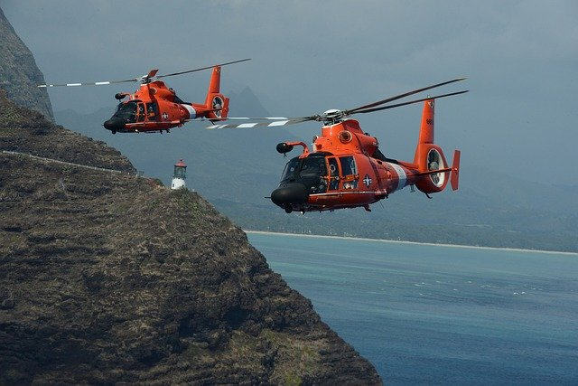 Coast Guard rescues surfer and assists 3 others from Cape Falcon, Ore.