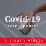 OREGON REPORTS 376 NEW CONFIRMED AND PRESUMPTIVE COVID-19 CASES, 7 NEW DEATHS