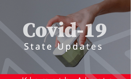 OREGON REPORTS 227 NEW CONFIRMED AND PRESUMPTIVE COVID-19 CASES, 1 NEW DEATH
