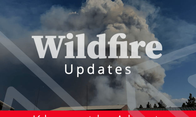 Two Four Two Fire Update: Fire is at 10% containment and 14,584 acres