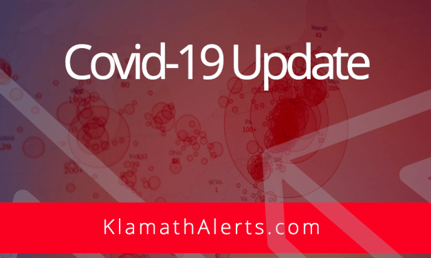Klamath County reports 6 new cases of COVID-19, 1 death