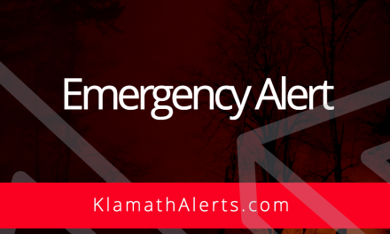 Emergency Alert: New fire with rapid spread now threatening Collier State Park and Williamson River Area