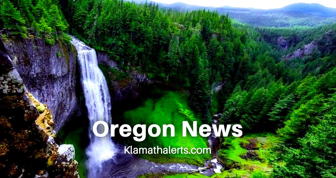 Debris flow from heavy rain closes Historic Columbia River Highway