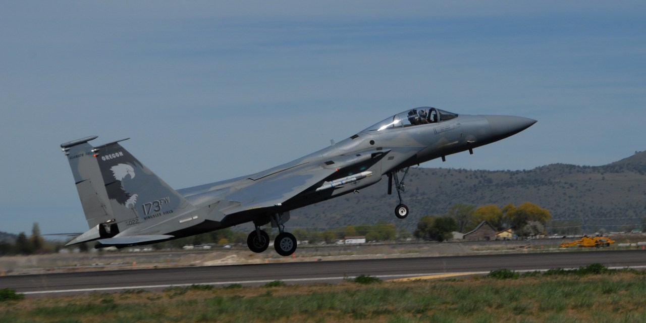 173RD FIGHTER WING TO CONDUCT NIGHT FLYING OPERATIONS