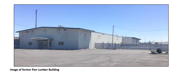 New Hardware Company to Open Warehouse & Distribution Center in Former Parr Lumber Building