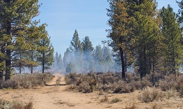 Ponina Fire Update for April 20
