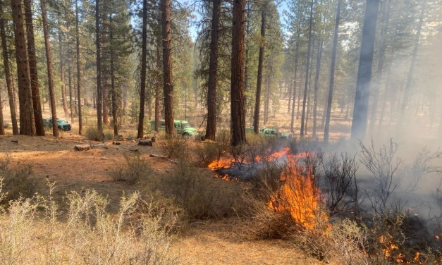 Prescribed burns planned for Chiloquin area if conditions allow