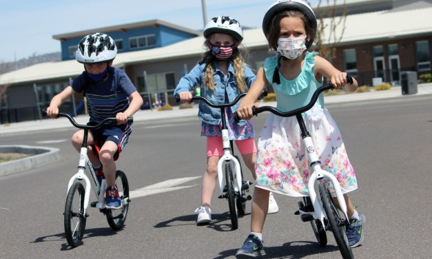 Learn-to-ride programs kick off at Henley, Shasta