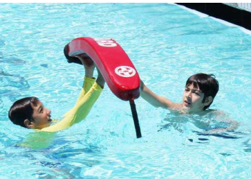 ELLA REDKEY POOL OFFERS JUNIOR LIFEGUARD TRAINING REGISTER TODAY FOR THIS POPULAR SUMMERTIME YOUTH CAMP