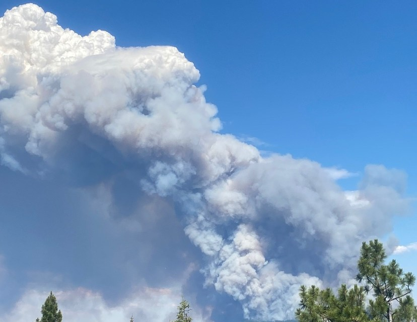 Update on Bootleg Fire burning on Chiloquin Ranger District