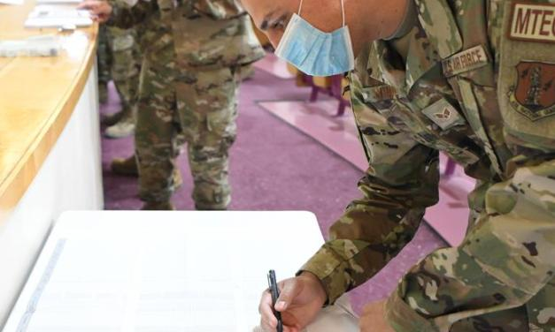 Additional 105 Team Kingsley Airmen to support Oregon hospitals
