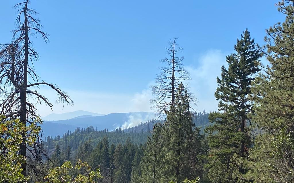 Bear Flat Fire Update 9/14/21