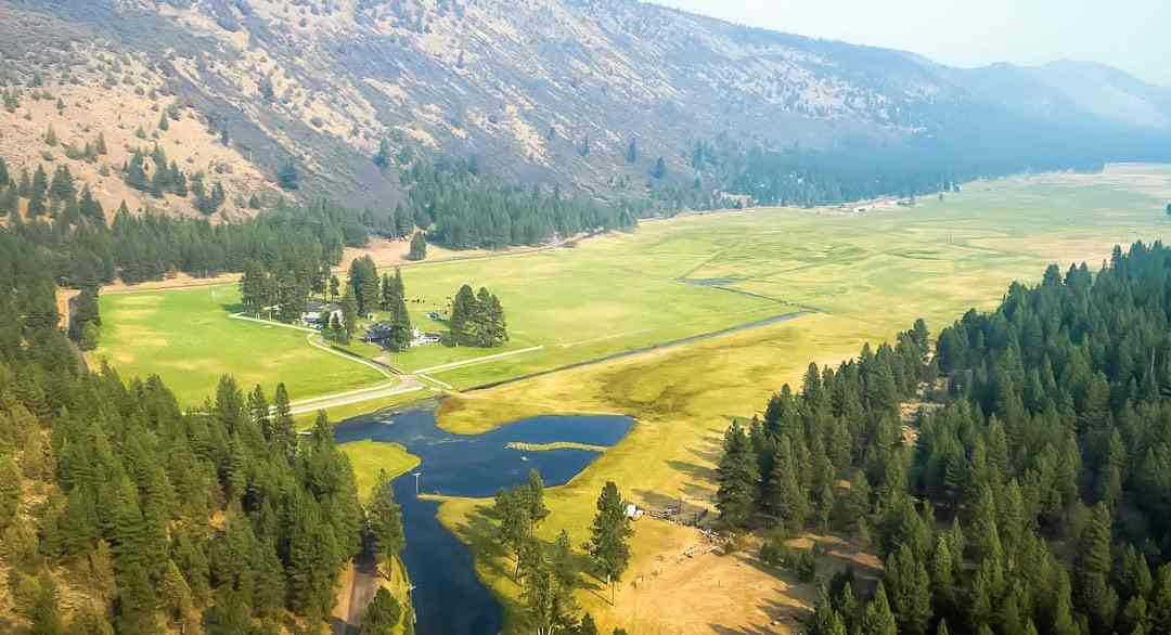 Top 3 Oregon Ranches for Sale in Klamath County