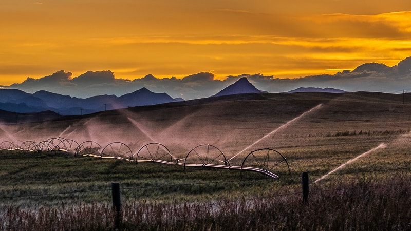 Water rights determine the value of your Oregon ranch for sale