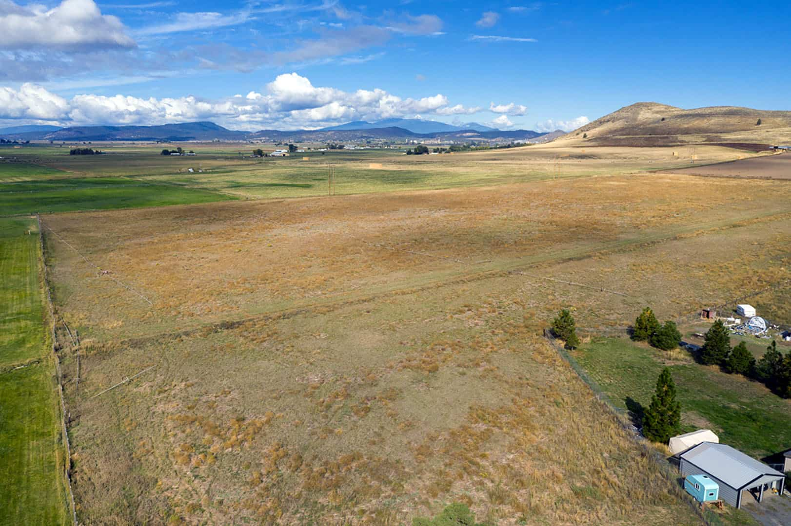 Property for Grazing in Klamath County