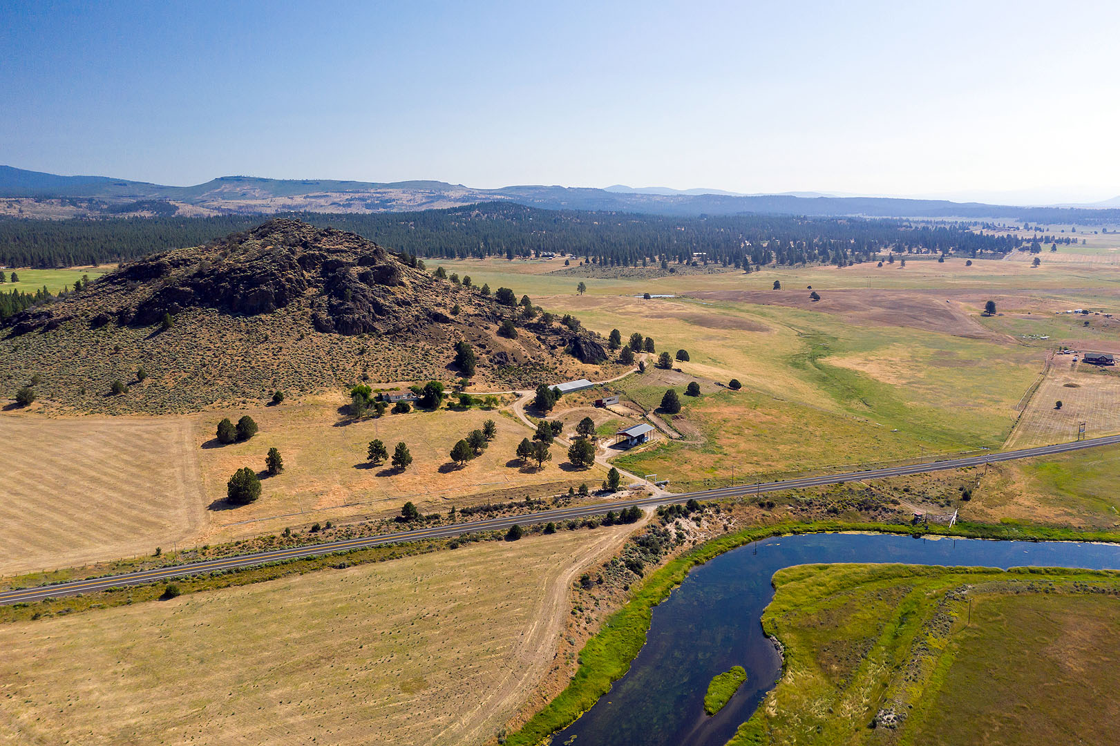 Klamath County Ranch for Sale