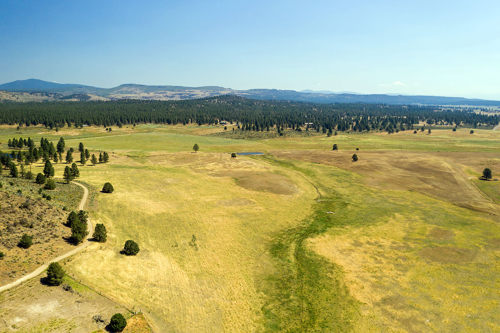 Hay Farming Opportunities in Klamath County